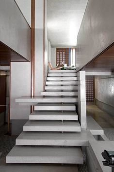Olivetti Showroom in Venice by Carlo Scarpa. Image via flickr.com | Yellowtrace
