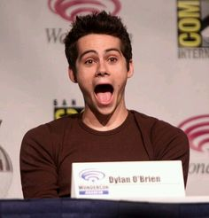 I luv dylan o brien Dylan O'brien, Teen Wolf Dylan, Teen Wolf Cast, Stiles, Jack Gilinsky, Tyler Posey, Austin Mahone, Theo James, Cameron Dallas