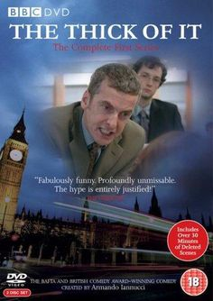 The Thick of It (Serie de TV) (2005) - FilmAffinity