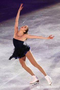 Italian skater Carolina Kostner (gold, European Championship 2013)