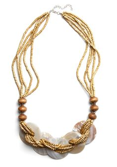 Beauty and the Beach Necklace