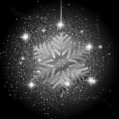 Christmas snowflake glitter background F. Christmas Flyer, Glitter Background, Christmas Snowflakes, Backgrounds Free, Art Images, Vector Art, Winter, Clip Art, Ceiling Lights