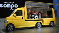 Honda Vamos 660 L turbo lowdown 4WD