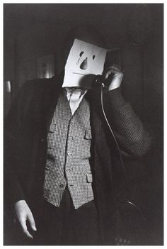f6d9e0ed9 Masquerade A collaboration between the artist Saul Steinberg and the  photographer Inge Morath