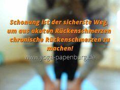 Rückenschmerzen Übungen - Wie du dein Rückenübungs-Programm mit Yoga sinnvoll aufbaust, und deine Rückenschmerzen nachhaltig los wirst.