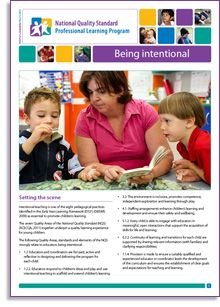 Being thoughtful about children's needs, responding to play and being intentional all meld together in quality http://wp.me/p2wNWe-16R