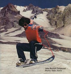 Old School Snowboarding Ads from 78 to 92
