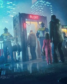 Cyberpunk is a genre of science fiction set in a lawless subculture of an oppressive society dominated by computer technology. Cyberpunk Rpg, Cyberpunk Girl, Cyberpunk Aesthetic, Neon Aesthetic, Cyberpunk Fashion, Dark Souls, Dark Fantasy, Space Opera, Japanese Photography