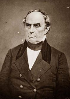 Daniel Webster was a leading American statesman during the period leading up to the Civil War. During his 40 years in national politics, Webster served in the House of Representatives for 10 years, in the Senate for 19 years, and was appointed the United States Secretary of State under three presidents