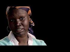 Alek Wek's Refugee Journey - Sudan, 1986 International Rescue Committee, World Refugee Day 2012