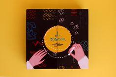 Caixa de jogos para crianças baseada no conceito de design condicional.//Gamebox based on the concept of conditional design.