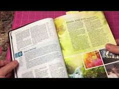 NLT Illustrated Study Bible - YouTube