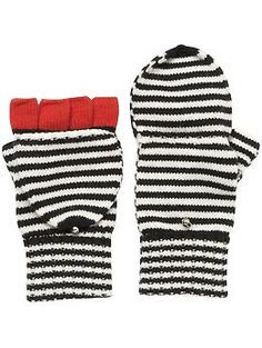 Kate Spade New York Big Apple Fingerless Glove