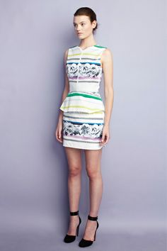 Camilla and Marc | Spring 2013 Ready-to-Wear Collection | Style.com