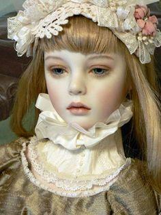人形の専門店ドルスバラードの催事「ベル ミニョン」 2011