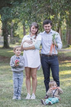 Easter Family photos | 13:13 Photography | 100 Layer Cakelet