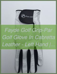 Fayde Golf Grip-Par Golf Glove in Cabretta Leather - Left Hand | 9 Finger Golf Grip | Golf Gr... | How To Fix Golf Swing Tempo | Sudden Loss Of Power In Golf Swing | Golf Swing Too Steep Driver | Circular Motion Golf Swing. If you want to truly, at last, repair your golf swing airplane and course, you need to heed my guidance in this video. #instagolf #Fix Broken Golf Swing