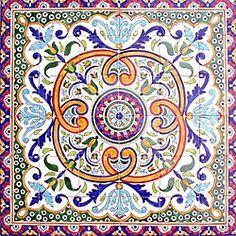 flora tile portuguese - Pesquisa Google                                                                                                                                                                                 More