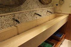 Trough Sink Bathroom Google Search Bathroom Ideas