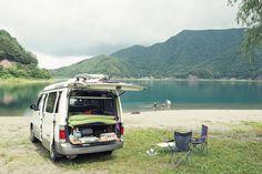 Roadtrip durch Japan im Campervan mit Kindern