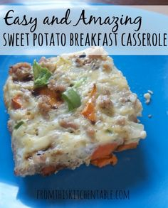 Whole30 Breakfast Casserole #whole30