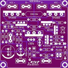 10 Awesome Amplifier images | Circuit diagram, Electronics