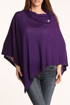 Lafayette 148 Kimono Sleeve Poncho Sweater | Women's Fashion ...