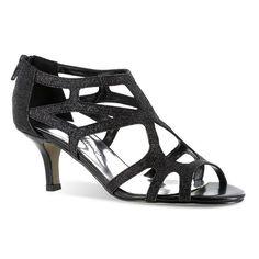 Easy Street Flattery Women's Evening Dress Heels, Size:
