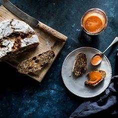 Make the most of blood orange season with this smooth orange infused curd perfect on toasted fruit bread. Orange Season, Mascarpone Cake, Lemon Syrup, Fruit Bread, Custard Filling, Whole Eggs, Elderflower, Cake Tins, Creme Brulee