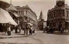 Once Upon A Time in Bucharest: La Vulturul De Mare Cu Peștele În Ghiare Old Pictures, Old Photos, Romanian Girls, Little Paris, Bucharest Romania, My Town, Old City, Amen, Tourism