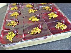 Borcam Pastası En Kolay Yaş Pasta Tarifi - YouTube