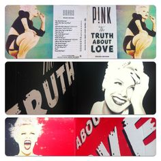 Pink! The Truth About Love. #pink #music