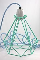 MYND Interiors houses a mix of Australian independent boutique lifestyle brands across decor, homewares, art, bedding & furniture for your home. Cage Light, Mint Blue, Pendant Design, Bed Furniture, Diamond Pendant, Design Your Own, Pendants, Lights, House Styles