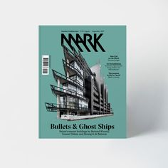 Out Now: Mark #69 - Aug/Sept 2017