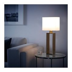Klabb Table Lamp Ikea You Can Create A Soft Cozy