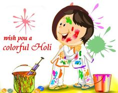 Happy Holi 2014 Gift wallpaper Images | Holi 2014 Animated Gift Greeting wallpaper for Girlfriend