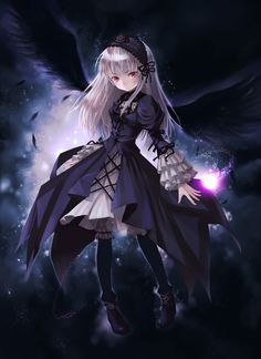 10 Best Kingdom Of Darkness Images Anime Girls Darkness Drawings
