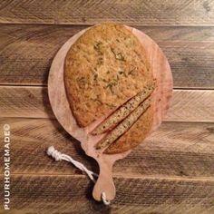 Focaccia rozemarijn - Puur homemade