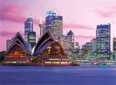 Sydney, Australia is one of the most beautiful cities I have ever visited.