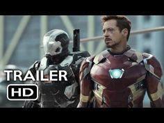 Captain America: Civil War Official Trailer #1 (2016) Chris Evans, Robert Downey Jr. Movie HD ➡⬇ http://viralusa20.com/captain-america-civil-war-official-trailer-1-2016-chris-evans-robert-downey-jr-movie-hd/ #newadsense20