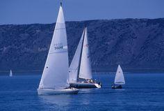 Sailing at Bear Lake - UT Office of Tourism (Frank Jensen)