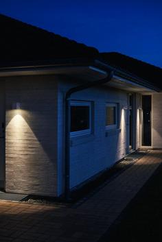 Echo Outdoor Light GU10 35W/240V Outdoor Lighting, Outdoor Decor, Garage Doors, Home Decor, Light Fixture, Decoration Home, Room Decor, Exterior Lighting, Home Interior Design