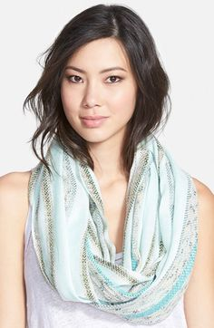 Echo 'Samoa' Infinity Scarf available at #Nordstrom