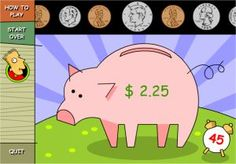 Money Games - Free Interactive Counting Money Games Online For Kids (2nd Graders Math) | Free-training-tutorial.com