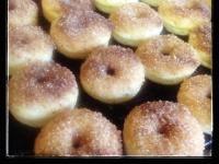 Recipe Baked French Breakfast Donuts by Trudie Fenwick - Recipe of category Baking - sweet