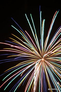 "We enjoy setting off fireworks to commemorate events as the wheel turns season to season in our staycationing life. ""Against a dark sky all flowers look like fireworks.""  —   G.K. Chesterton, All Things Considered"