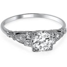 The Rosabel Ring from Brilliant Earth