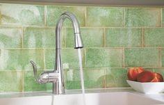 moen kitchen faucet, spot resist stainless faucet