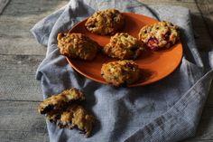 Zucchinikekse mit Beeren, Pfannkuchen, Muffins, Milchreisschnitten ... Tolle Ideen und Rezepte für ein gesundes breifrei und BLW Frühstück!