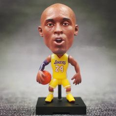 New KODOTO SoccerWe Kobe Bryant movable moving Basketball player star display collection dolls toys #Affiliate
